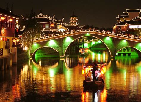 Yn042 C Shanghai Qibao road less traveled qibao ancient town lifestyle chinadaily cn