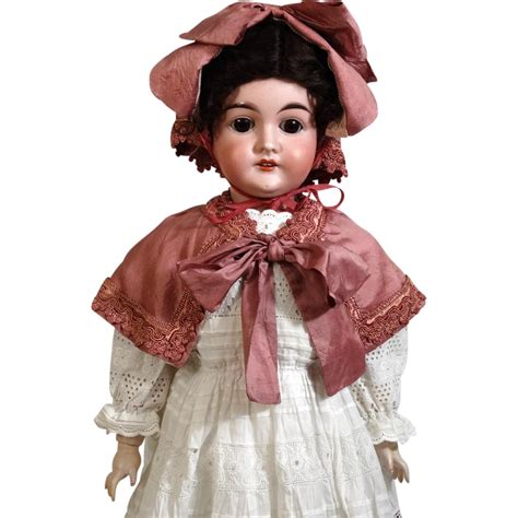 antique bisque german doll antique german bisque doll karl hartmann from