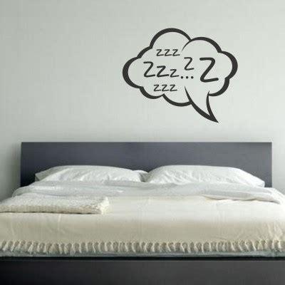 murales da letto adesivo murale dormiglione stickers murali