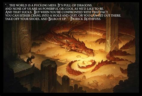 quote dragon smaug  hobbit  lord   rings