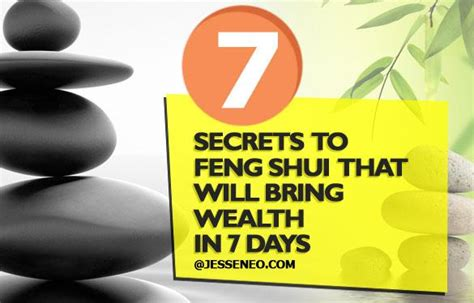 Feng Shui Tips To Invite Prosperity Into Your Home by 7 Secrets To Feng Shui That Will Bring Wealth In 7 Days