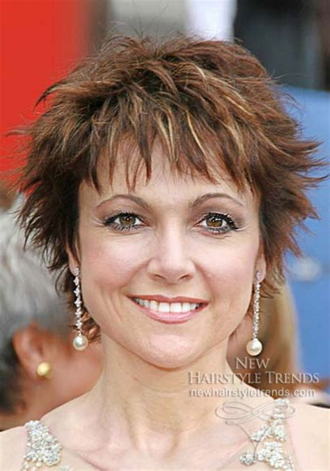 haircuts for thin fine hair in women over 80 short haircuts for fine hair women