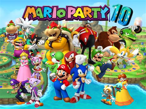 pics photos mario party