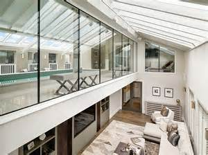 living roofs and walls kensington flat boasts indoor swimming pool with
