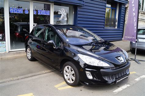 occasion peugeot 308 1 6 hdi 92 ch premium pack