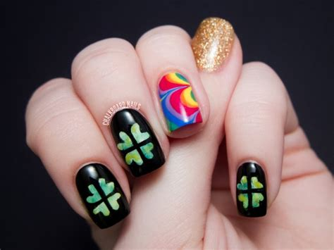 s day nail designs 11 st patrick s day nail designs