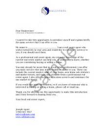 Introduction Letter Price List Real Estate Letters Of Introduction Introduction Letter Real Estate Jim Pellerin General