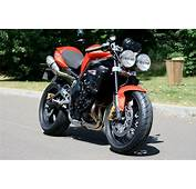 Triumph Street Triple With Clip Ons  Cars And Bikes