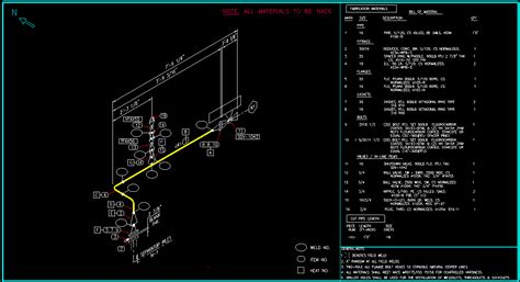 Drawing P Id In Excel by Solved Orderly Neatly Exporting Autocad Bom Into Excel