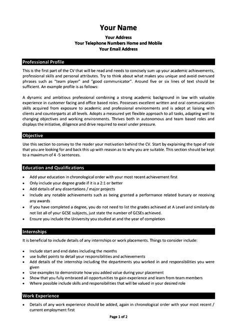 academic resume format sle free sles exles format resume curruculum vitae