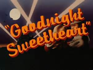 John lewis goodnight sweetheart inspired advert