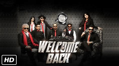 full hd video welcome back welcome back 2015 promotional event john abraham nana