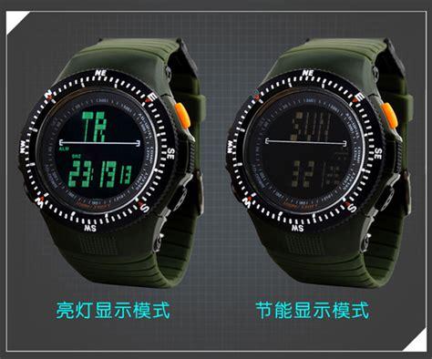 Jam Tangan 1713 Hijau Murah jual skmei sniper 0986 hijau original jam tangan import