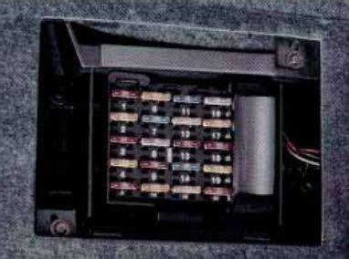 buick riviera  fuse box diagram auto genius