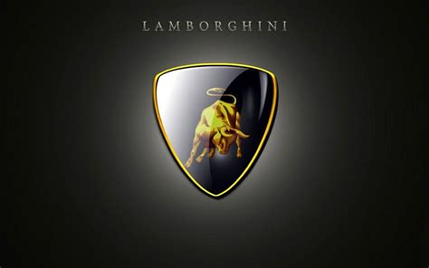 logo lamborghini lamborghini logo wallpapers wallpaper cave