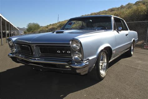 1965 Pontiac 4 Door by 1965 Pontiac Gto 2 Door Hardtop 99607