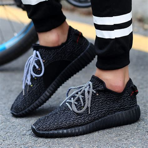 kanye new sneakers low solid shoes 2015 new kanye west lace