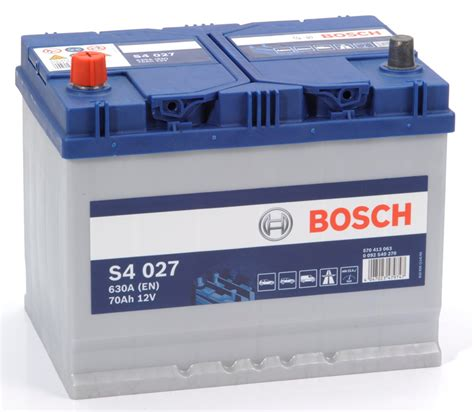 battery car s4 027 bosch car battery 12v 70ah type 069 s4027 car