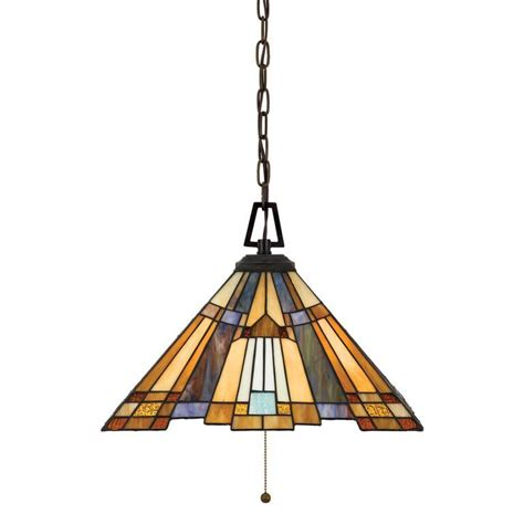 tiffany kitchen pendant lights american hwy elstead inglenook tiffany style ceiling light pendant qz