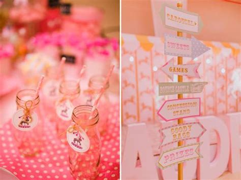 Karas  Ee  Party Ee    Ee  Ideas Ee   Pastel Vintage Carni L Themed  Ee  Birthday Ee