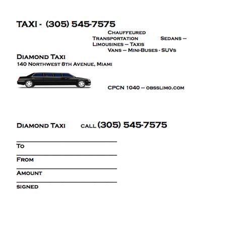 Taxi Receipt Template by Expressexpense Custom Receipt Maker Receipt