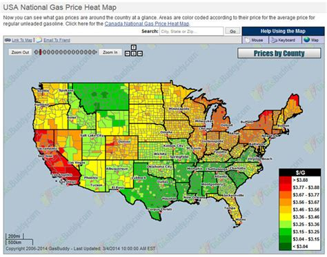 gas price map usa tier 3 the epa is california dreamin ier