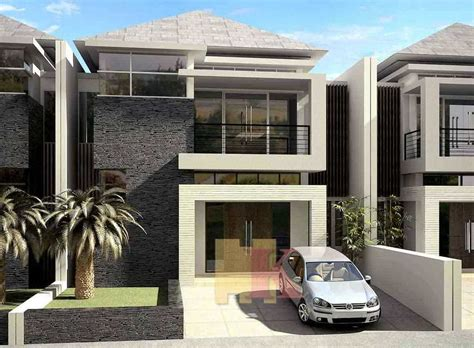 contoh design exterior rumah minimalis design exterior rumah