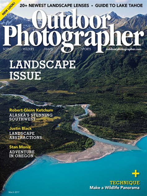 Landscape Photography Magazine Pdf Outdoor Photographer March 2017 187 Free Pdf Magazines For