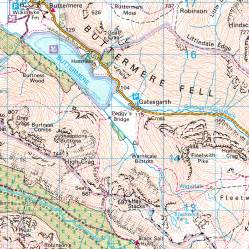 ordnance survey maps lake district