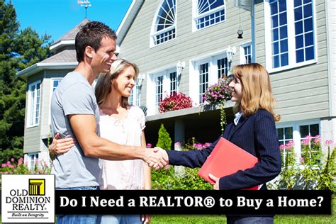 do i need a realtor to buy a home