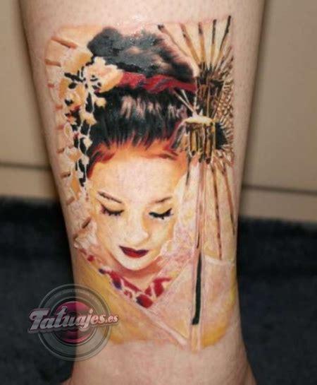 Imagenes De Tatuajes De Geishas | tatuaje de geisha tatuajes