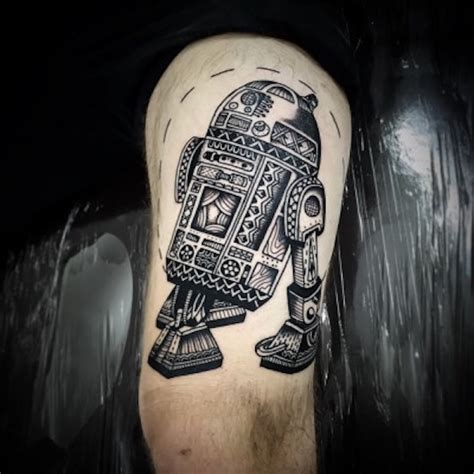 55 best star wars tattoos period the end tattooblend