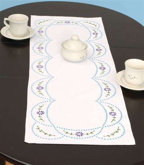Circle Table Runner by Sted Vintage Circle Table Runner Scarf