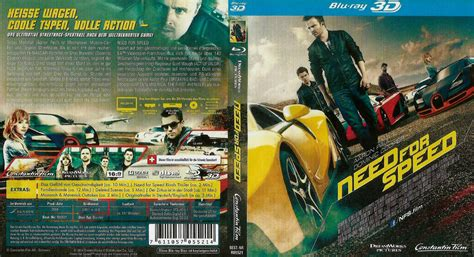 Dvd Original Playstation 3 Bluray Need For Speed need for speed 3d german dvd cover 2014