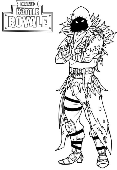 Fortnite Coloring Pages | Free kids coloring pages