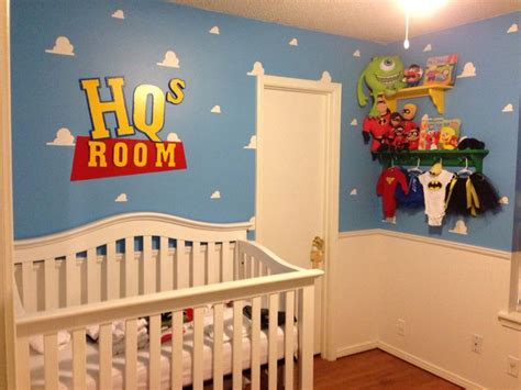 Disney Nursery Decor As Walt Disney Said Quot Adults Are Just Grown Up Quot Pixar