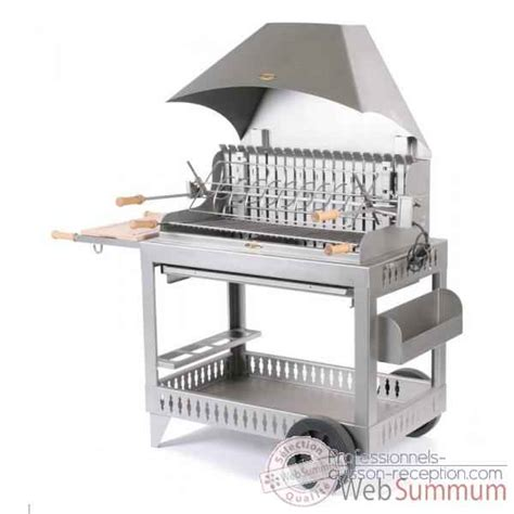 Grill Professionnel Charbon by Barbecue Charbon Professionnel