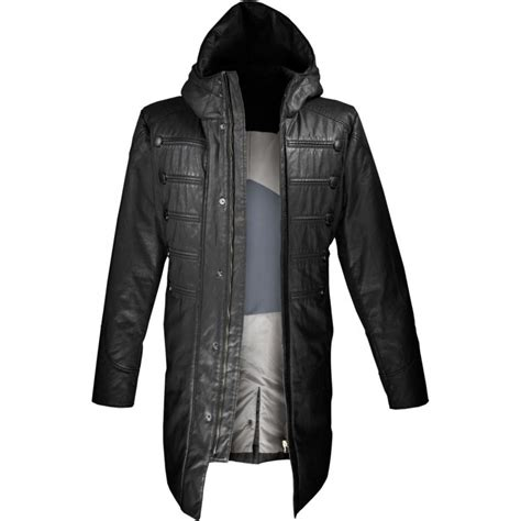 Jaket Parka Assasin Jaket Parka assassin s creed edward kenway leather coat