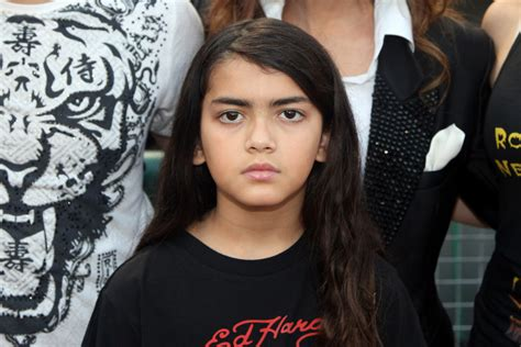 Michael Jackson Names Blanket by Blanket Jackson Is The Forgotten One In His Family