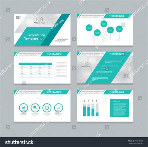 page layout design vector abstract cover background page layout design stock vector