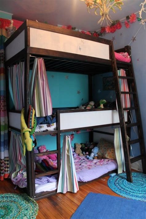 diy ikea loft bed 9 awesome diy ikea kura bed makeovers to excite your kids
