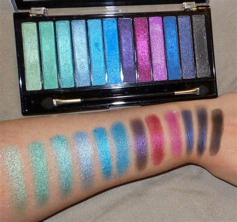 Eyeshadow Revolution fashion and lifestyle makeup revolution mermaids