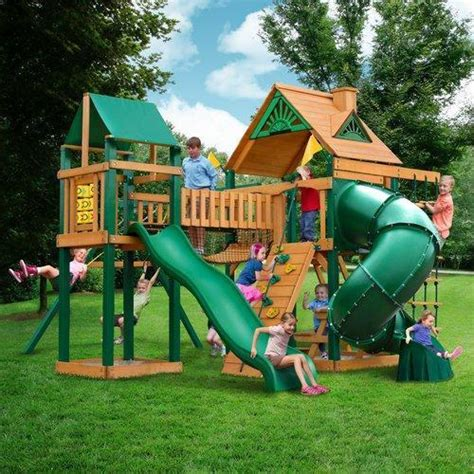 gorilla playsets catalina wooden swing set gorilla playsets catalina wooden swing set playground