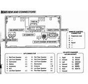 Car Stereo Repair  Wire Harness Codes And Diagrams Bose