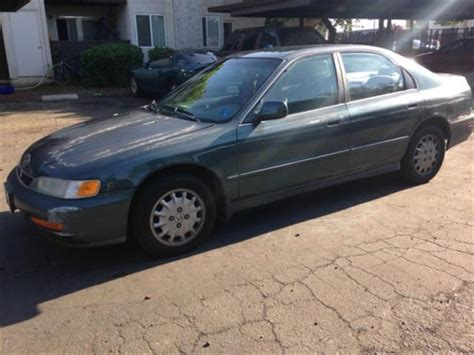 1996 honda accord tire size 1996 honda accord for sale by owner in fresno ca