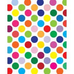 colorful polka dots multi colored polka dot printed backdrop backdrop express