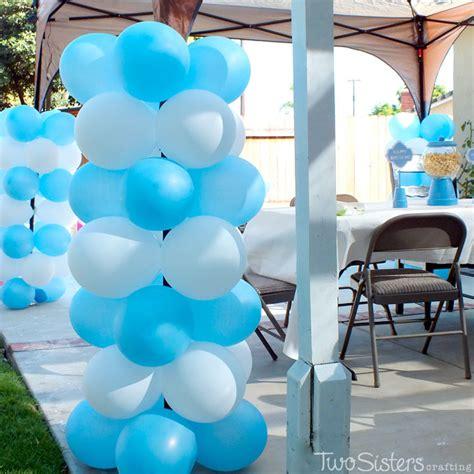 disney frozen party decoration ideas  sisters