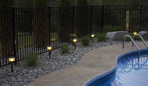 Installing Low Voltage Outdoor Lighting How To Install Low Voltage Landscape Lighting Home Construction Improvement