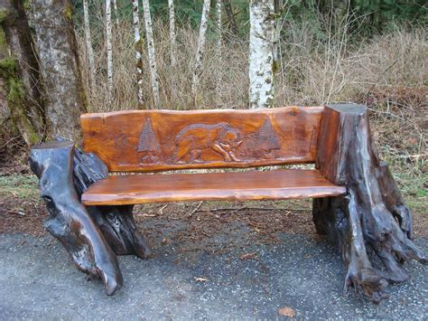 chainsaw bench carving chainsaw carved eagle bench pictures to pin on pinterest