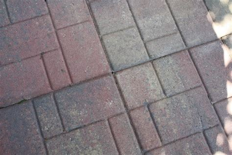 Patio Pavers Filler How To Lay A Brick Paver Patio Or Path Sand And Sisal